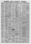 Portland Daily Press: August 28,1867