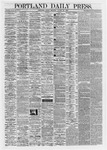 Portland Daily Press: August 30,1867