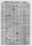 Portland Daily Press: September 11,1867