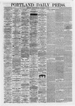 Portland Daily Press: September 13,1867
