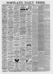 Portland Daily Press: September 19,1867