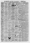 Portland Daily Press: September 21,1867