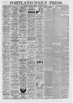 Portland Daily Press: September 23,1867