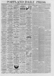 Portland Daily Press: September 27,1867