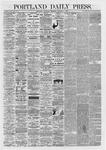 Portland Daily Press: October 03,1867