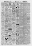 Portland Daily Press: October 09,1867