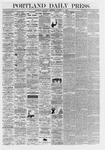 Portland Daily Press: October 10,1867