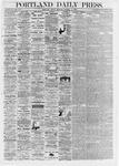 Portland Daily Press: October 11,1867