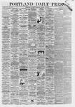 Portland Daily Press: October 12,1867