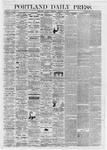 Portland Daily Press: October 14,1867