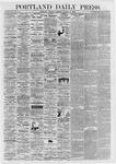 Portland Daily Press: October 15,1867