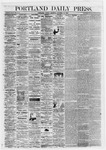 Portland Daily Press: October 18,1867