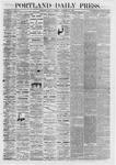 Portland Daily Press: October 21,1867