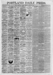 Portland Daily Press: October 22,1867