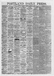 Portland Daily Press: October 24,1867