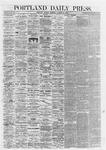 Portland Daily Press: October 29,1867
