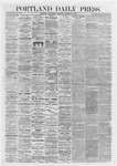 Portland Daily Press: October 30,1867