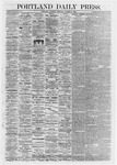 Portland Daily Press: October 31,1867