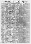 Portland Daily Press: November 01,1867