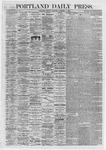 Portland Daily Press: November 04,1867