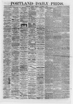 Portland Daily Press: November 05,1867