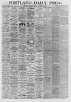 Portland Daily Press: November 07,1867