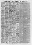 Portland Daily Press: November 08,1867