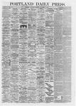 Portland Daily Press: November 09,1867
