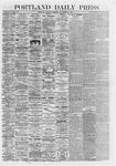 Portland Daily Press: November 10,1867