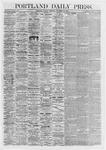 Portland Daily Press: November 12,1867