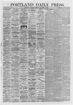 Portland Daily Press: November 13,1867