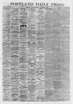 Portland Daily Press: November 15,1867