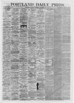 Portland Daily Press: November 16,1867