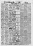 Portland Daily Press: November 19,1867