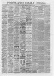 Portland Daily Press: November 20,1867
