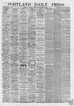 Portland Daily Press: November 21,1867