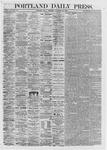Portland Daily Press: November 22,1867