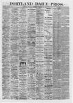 Portland Daily Press: November 23,1867