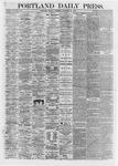 Portland Daily Press: November 25,1867