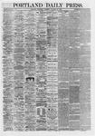 Portland Daily Press: November 27,1867