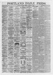 Portland Daily Press: November 28,1867