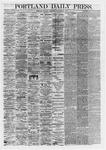 Portland Daily Press: December 02,1867