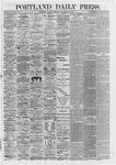 Portland Daily Press: December 03,1867