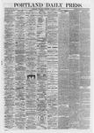 Portland Daily Press: December 05,1867