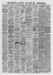 Portland Daily Press: December 07,1867