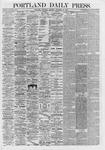 Portland Daily Press: December 12,1867