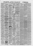 Portland Daily Press: December 13,1867