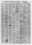 Portland Daily Press: December 14,1867