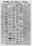 Portland Daily Press: December 21,1867