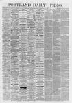 Portland Daily Press: December 23,1867